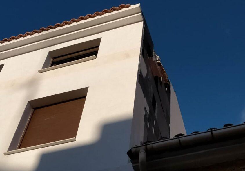 Fotografía de uno de nuestros proyectos. ARQUEFI - Construccion Villena - Constructora Villena - Albañil Villena - Obra Villena